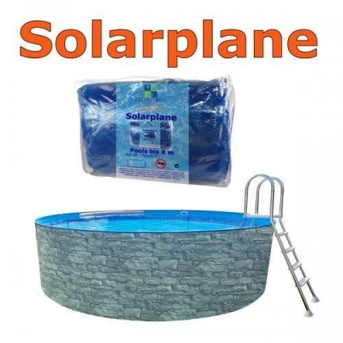 4,50 - 4,60 m Solarplane pool rund 460 cm Solarfolie 450 cm