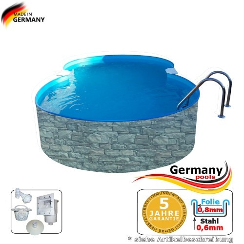 7-25-x-4-6-x-1-2-Achtformbecken-Stein-Optik-Achtform-Pool-Stone