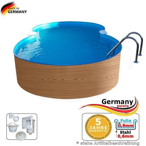 8-55-x-5-0-x-1-2-Achtformbecken-Holz-Muster-Achtform-Pool-Wood