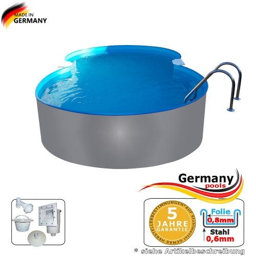 8-55-x-5-00-x-1-25-m-Edelstahl-Achtformpool-Achtformbecken-Pool