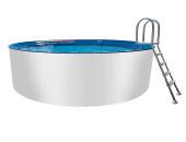 Aluminium-Schwimmbecken