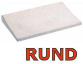 Pool-Randstein-rund