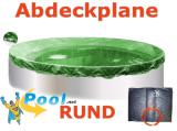 7,30 m Pool Abdeckplane Abdeckung Plane Winter