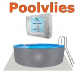 4,50 x 3,00 Pool Vlies für Pools bis 6,10 x 3,60 m