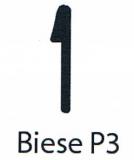 525x320x120 cm x 0,8 Poolfolie mit Keilbiese Ovalpool