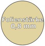 Poolfolie oval 7,00 x 3,50 x 1,50 m x 0,8 Folie Ersatz Sand