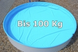 6,00 x 3,20 m Sicherheitsabdeckung Safe Top Ovalpool