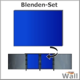 Germany-Pools Wall Blende B Tiefe 1,25 m Edition Bravo
