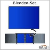 Germany-Pools Wall Blende C Tiefe 1,25 m Edition Bravo