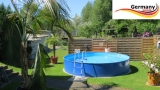 3,00 x 1,25 m Swimming Pool Komplettset