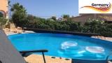 3,60 x 1,25 m Alupool Aluminium-Pool