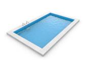 Styropor-Pool-k