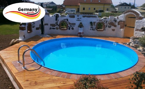pool stahlwandbecken schwimmbecken pool profi poolwelt. Black Bedroom Furniture Sets. Home Design Ideas
